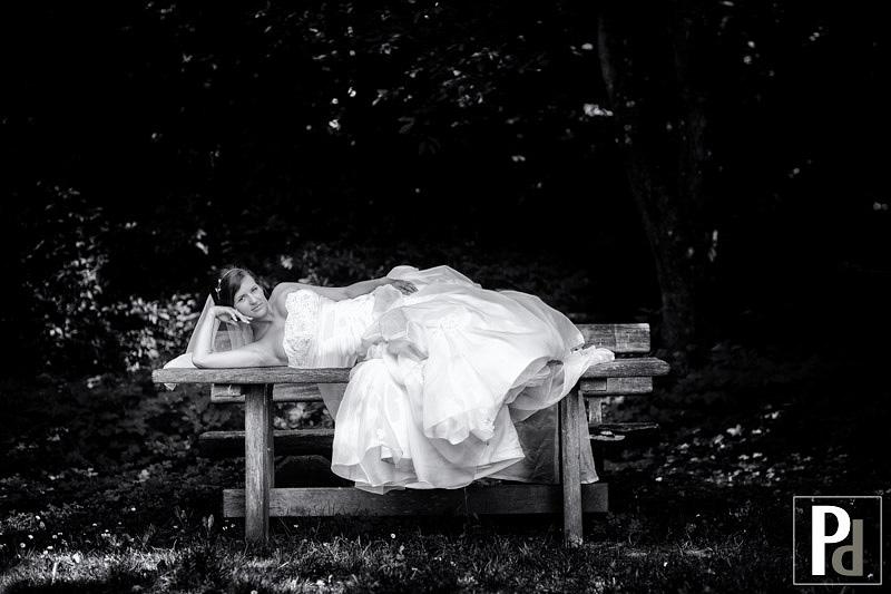 Hochzeitsfotograf Bad Homburg Brautportraits