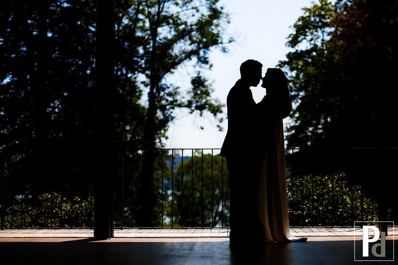 Hochzeit La Villa am Starnberger See Brautpaarportraits