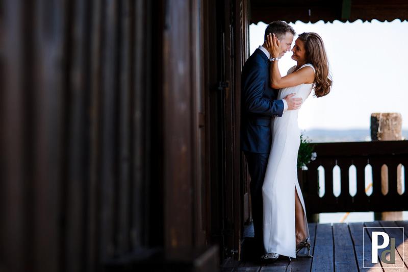 Hochzeitsfotograf La Villa am Starnberger See Brautpaarportraits