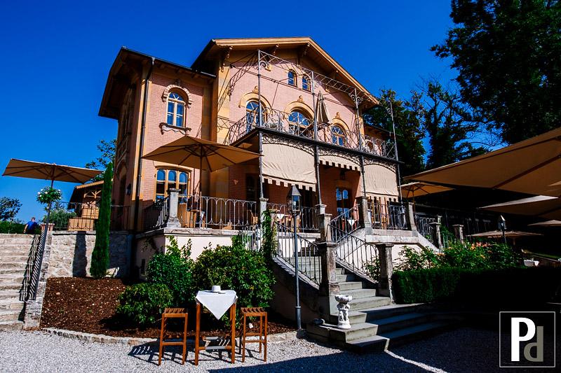 Hochzeit La Villa am Starnberger See