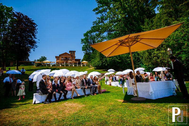 freie Trauung La Villa Starnberger See