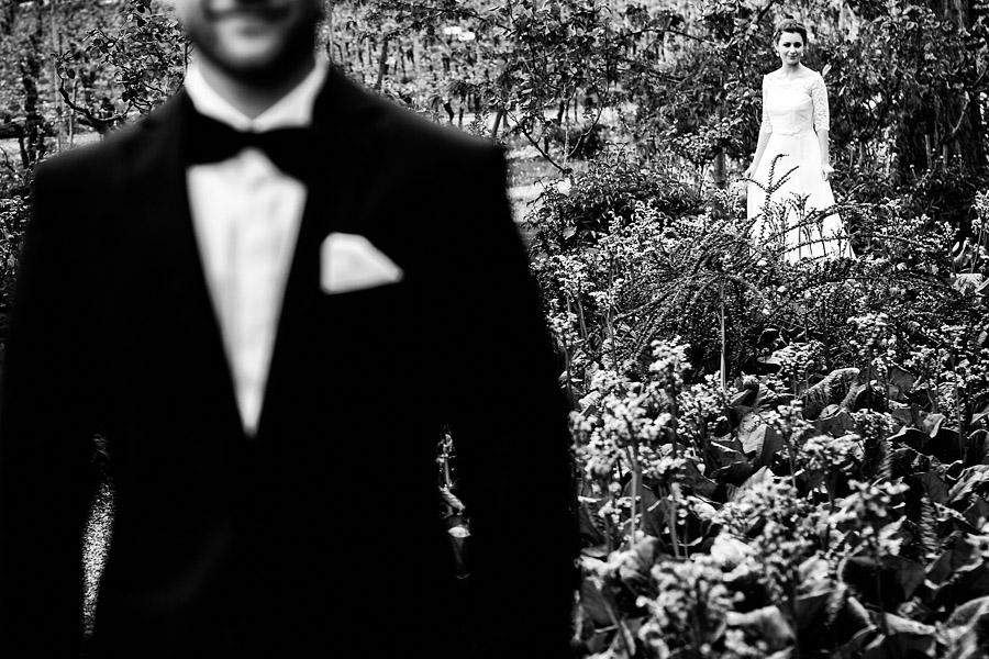 Hochzeitsreportage Fitz Ritter first look