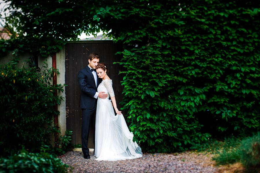 Hochzeit Weingut Fitz Ritter Brautpaarportraits