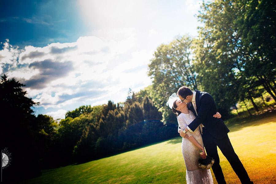 Hochzeitfotograf Villa Rothschild