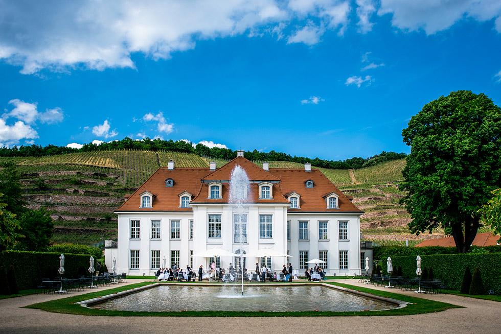 Hochzeit Schloss Wackerbarth Radebeul Dresden