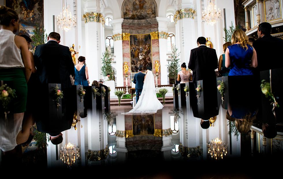 Hochzeit Jesuitenkirche Heidelberg