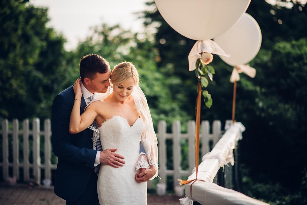 Hochzeit Fotograf Molkenkur Portrait Brautpaar