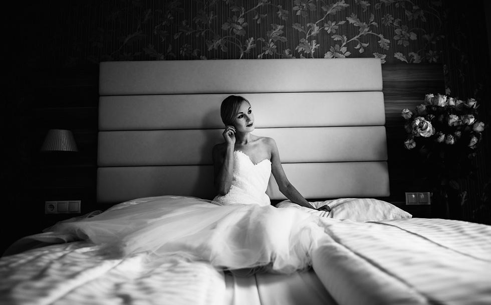 Hochzeit Molkenkur Portrait Braut