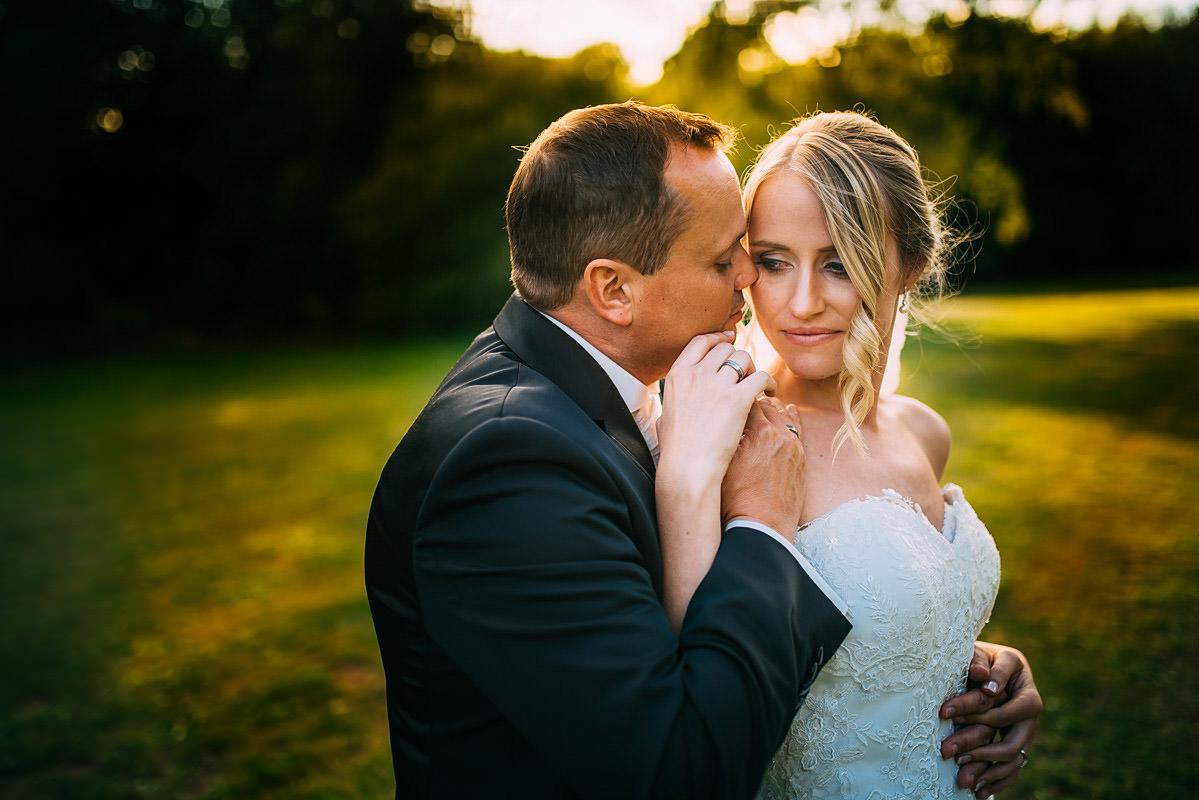 beste Zeit für Hochzeitsbilder