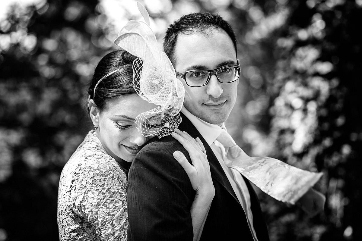 beste Zeit für Portraitbilder am Hochzeitstag