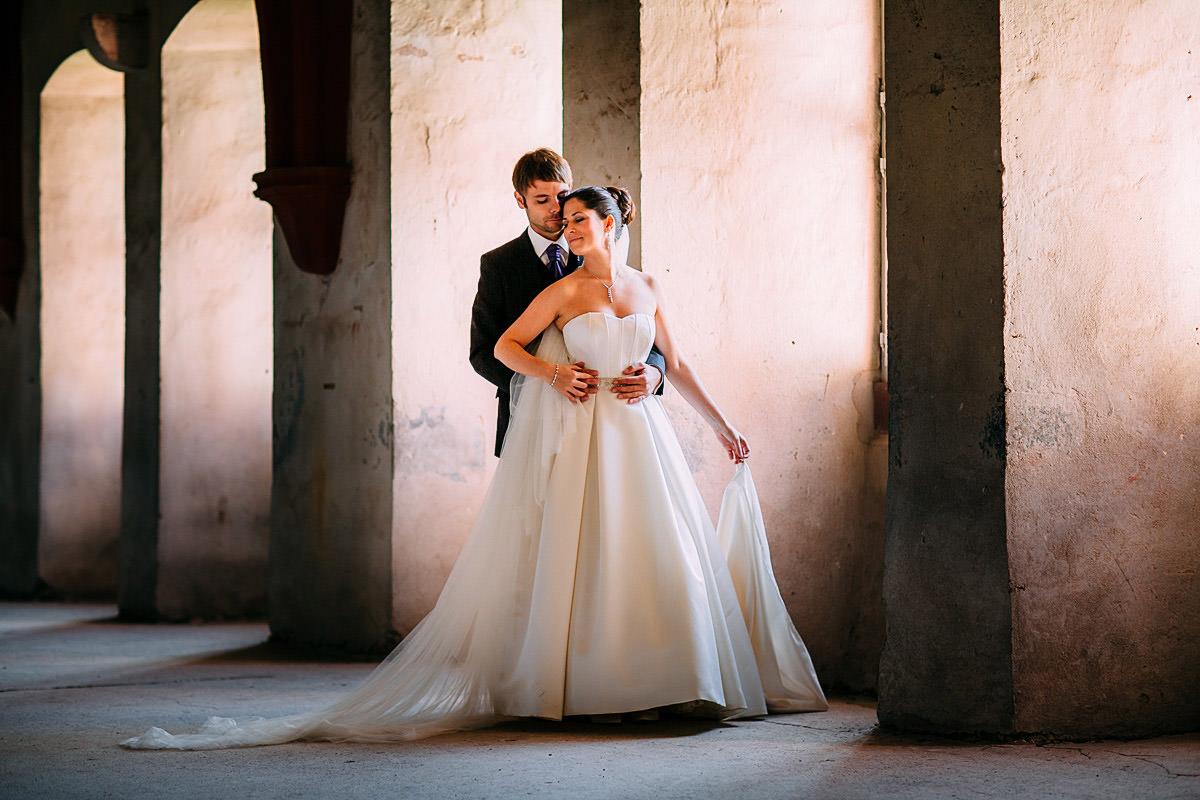 Hochzeitsfotograf Rheingau Kloster Eberbach