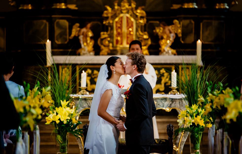 Hochzeit Sankt Pankratius Schwetzingen