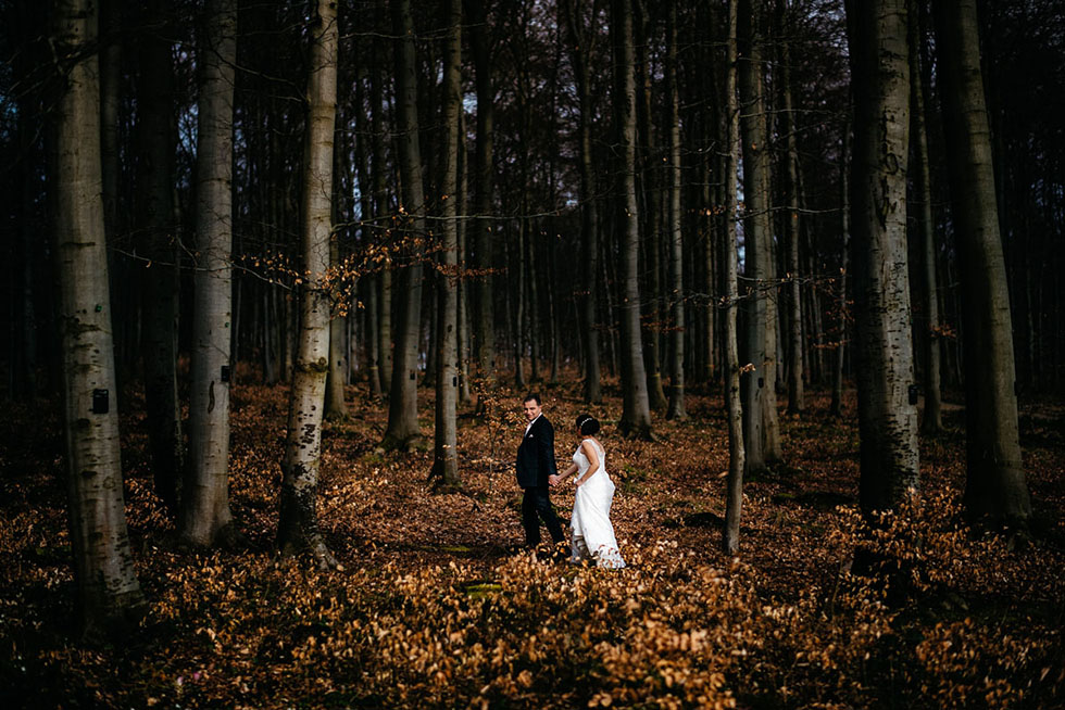 Hochzeitsfotograf Dippelshof Darmstadt Brautpaarportraits