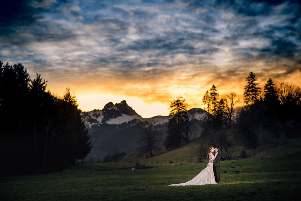 Hochzeitsbilder Allgäu Neuschwanstein