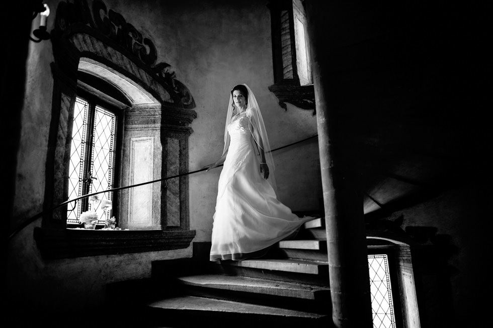 Hochzeitsfotograf Schloss Neuhaus Sinsheim