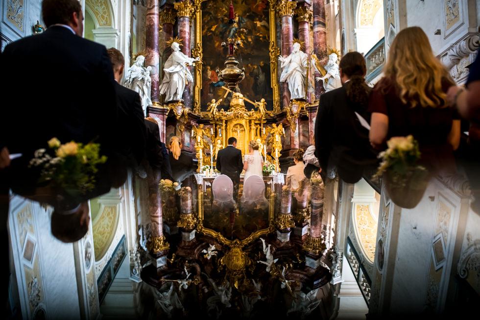 hochzeitsreportage Kloster schöntal