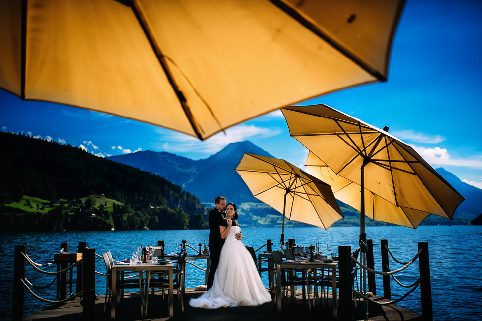 Hochzeitsfotograf Vitznau Schweiz