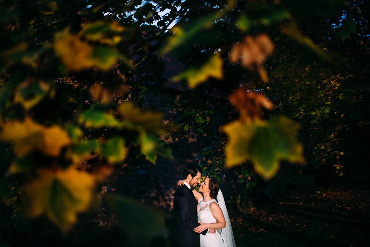 Hochzeitsfotograf Heidelberg Herbst