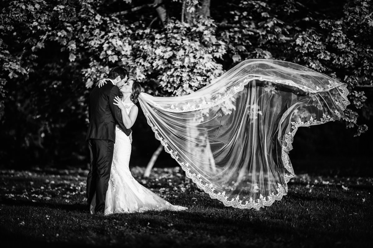 Hochzeitsfotograf Grenzhof Heidelberg Brautpaarportrait