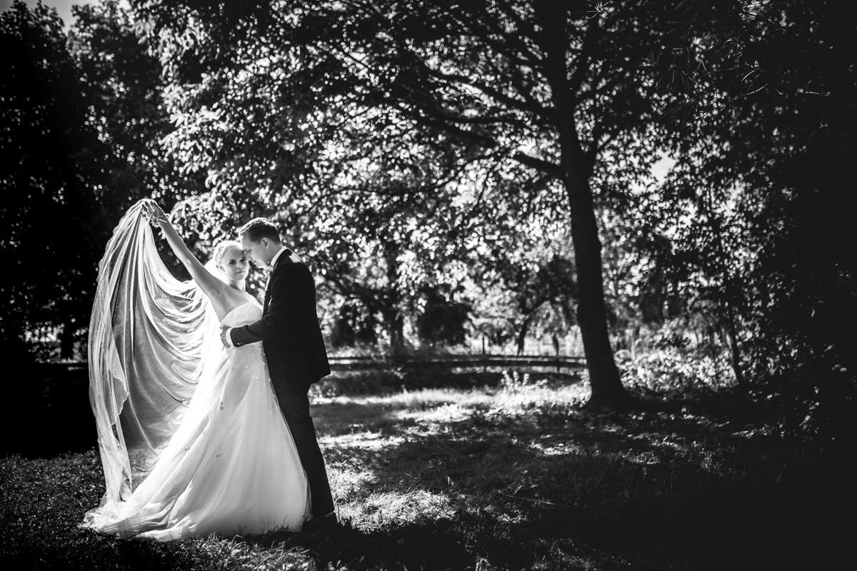 Hochzeitsfotograf Halsberg Brautpaarportraits