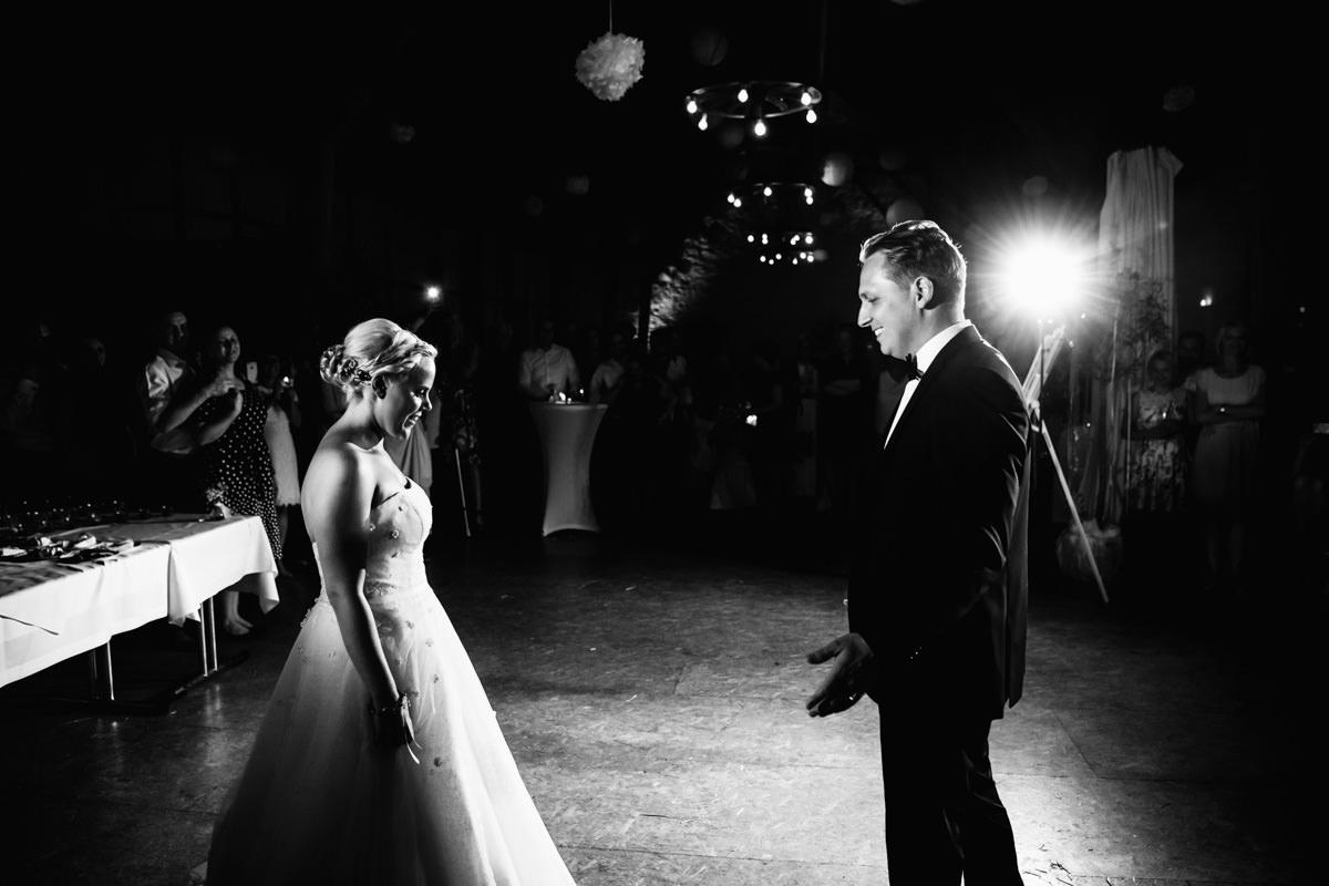 Hochzeit Tenne Halsberg first Dance