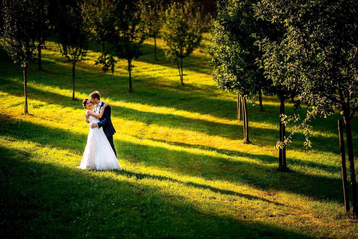 Hochzeitsfotograf Fürstenlager Brautpaarportraits