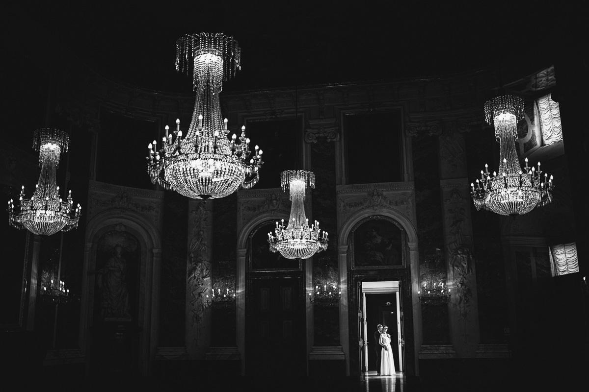 Hochzeitsbilder Rittersaal Schloss Mannheim