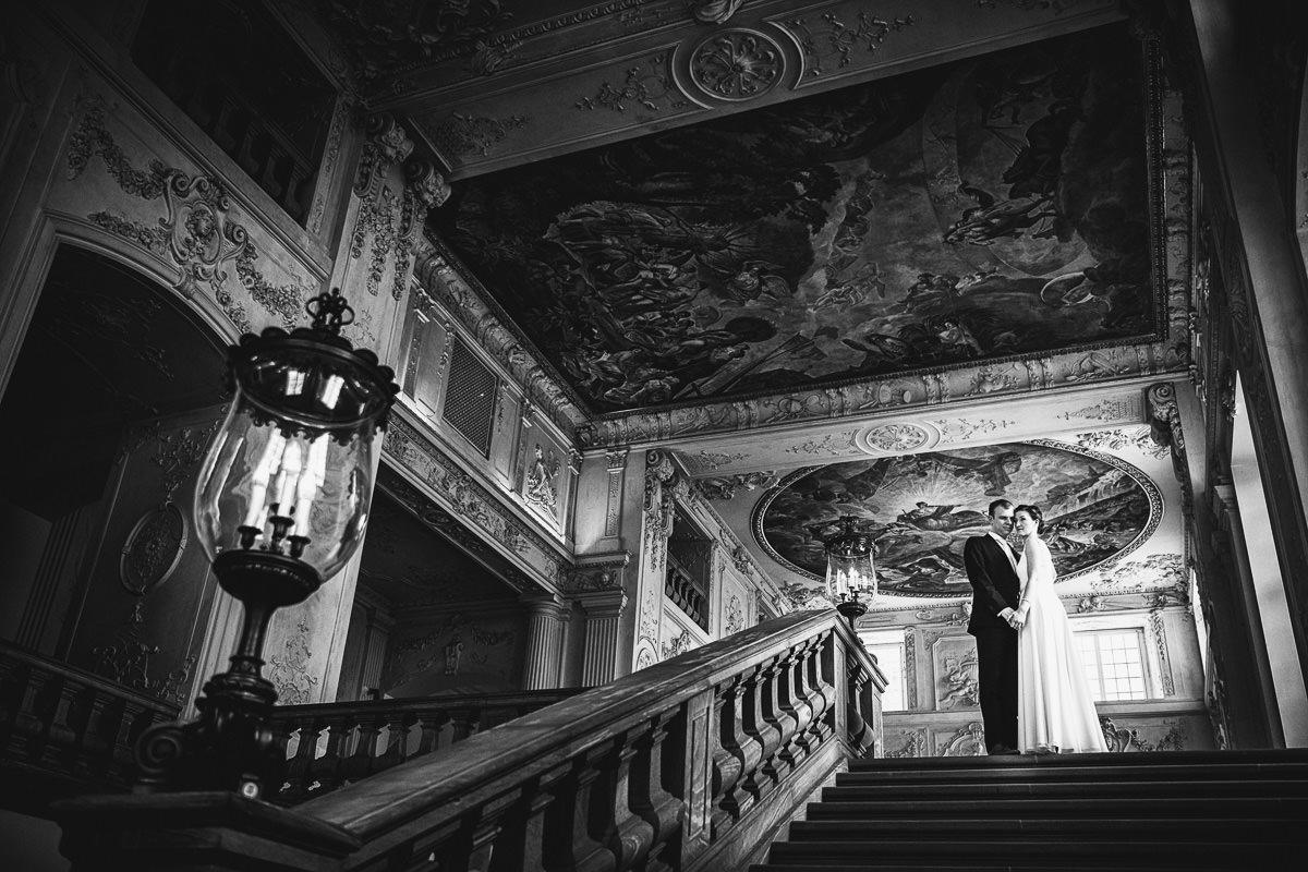 Hochzeitsfotos Schloss Mannheim