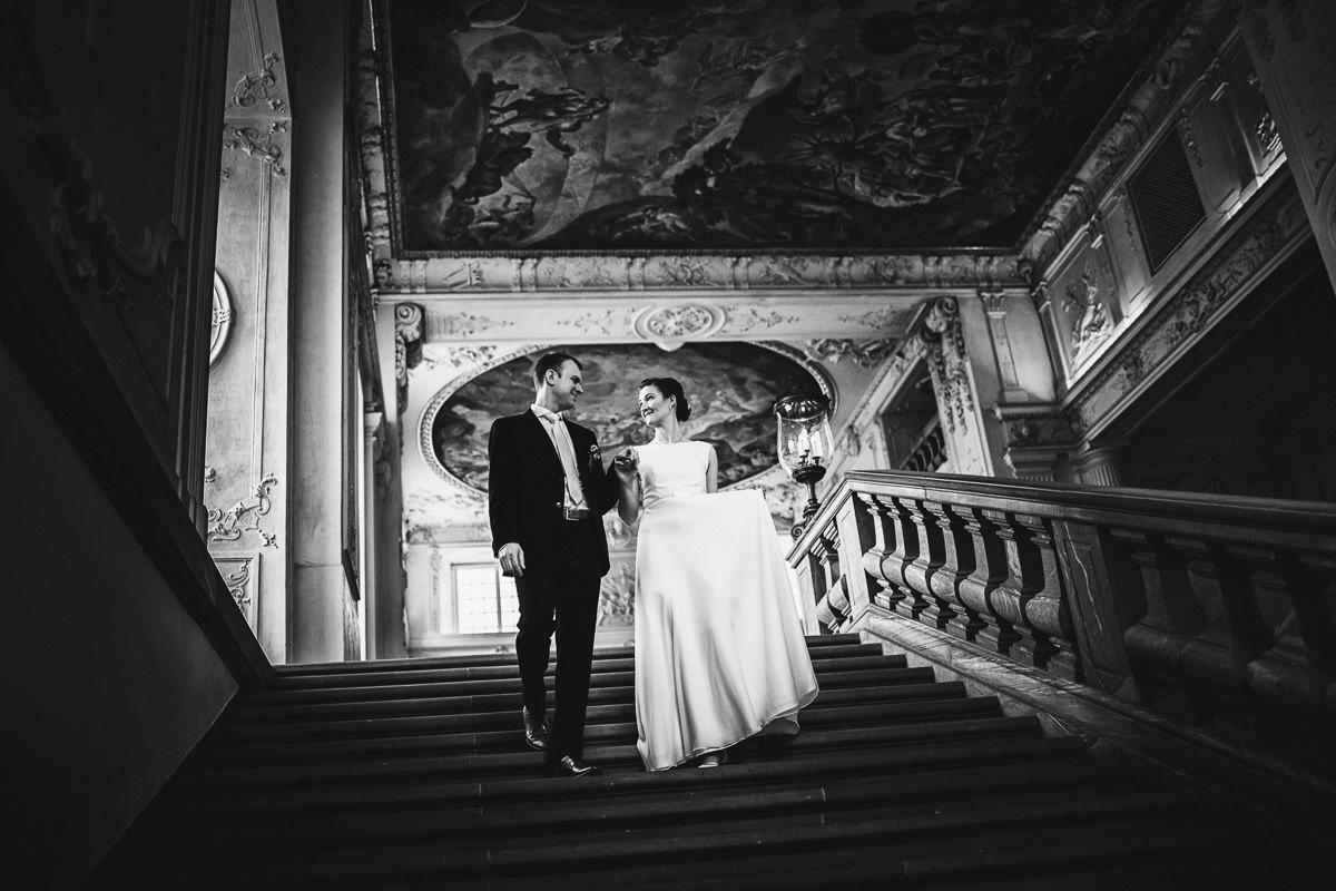 Hochzeit Schloss Mannheim