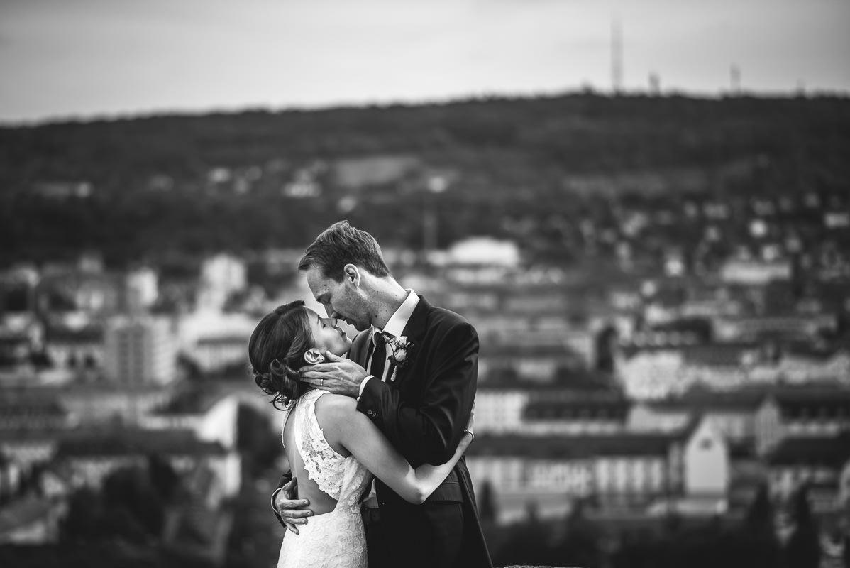 Hochzeitsfotos Würzburg Weingut am Stein
