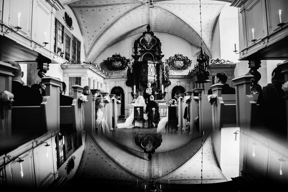 Hochzeitsfotograf Schloss Glücksburg