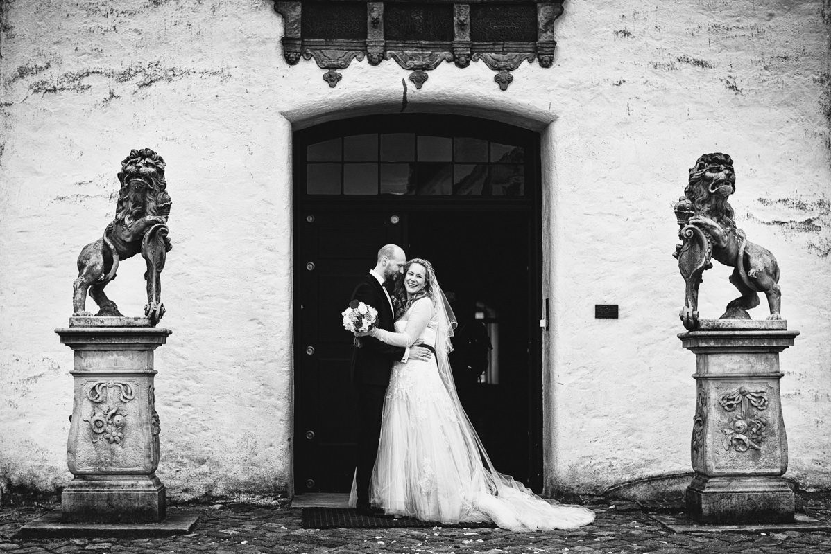Hochzeit Schloss Glücksburg