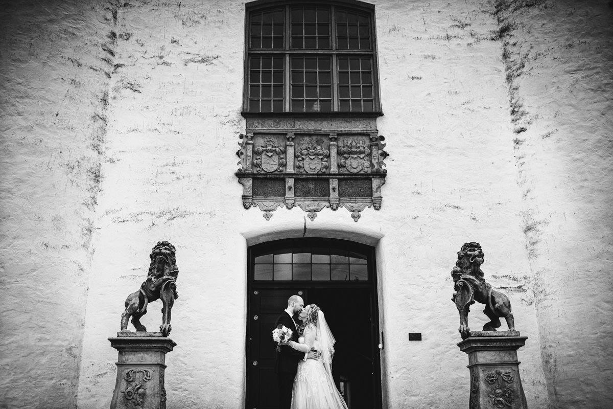 Hochzeitsfotograf Wasserschloss Glücksburg