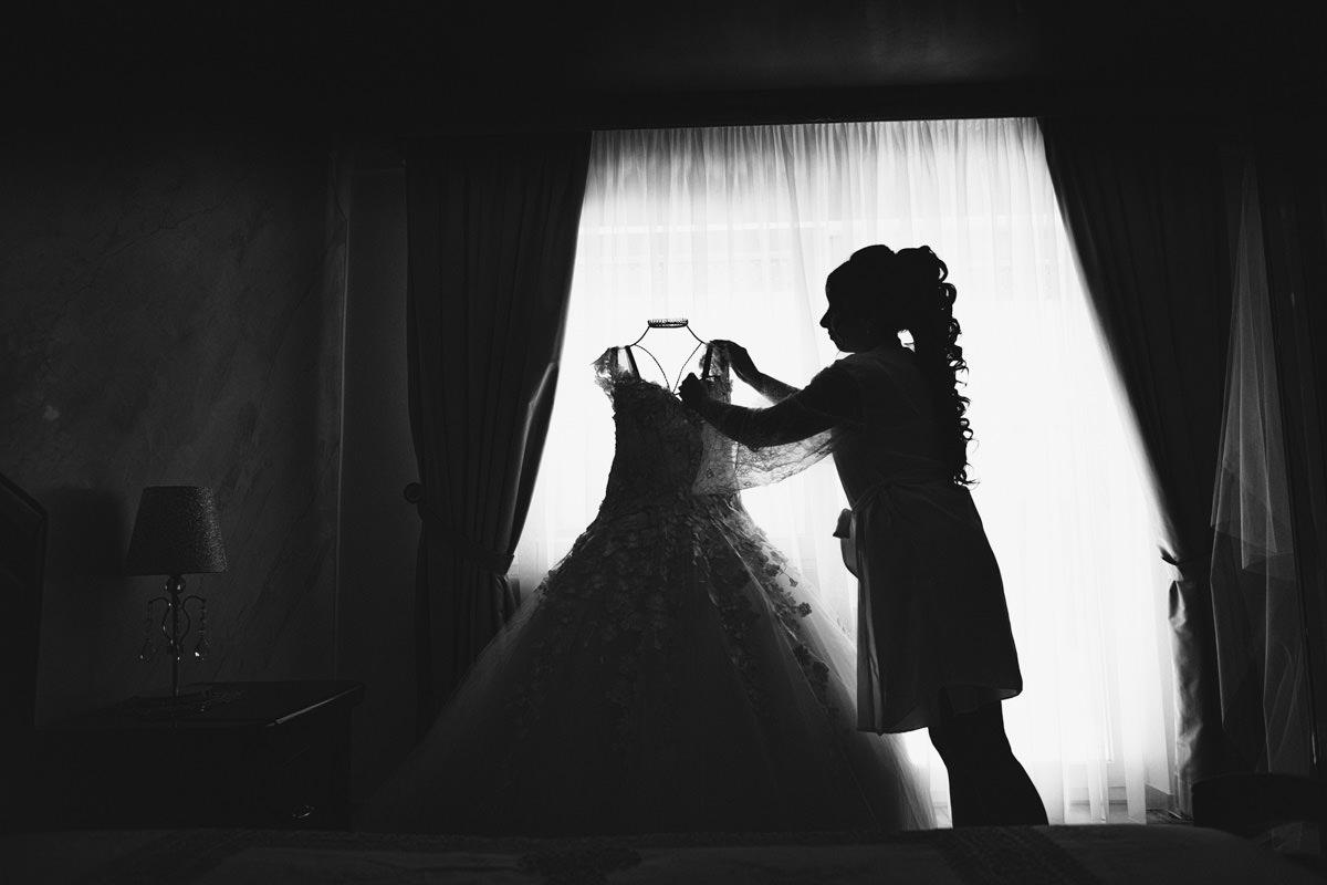 Hochzeitsfotograf Pforzheim Vorbereitung Braut