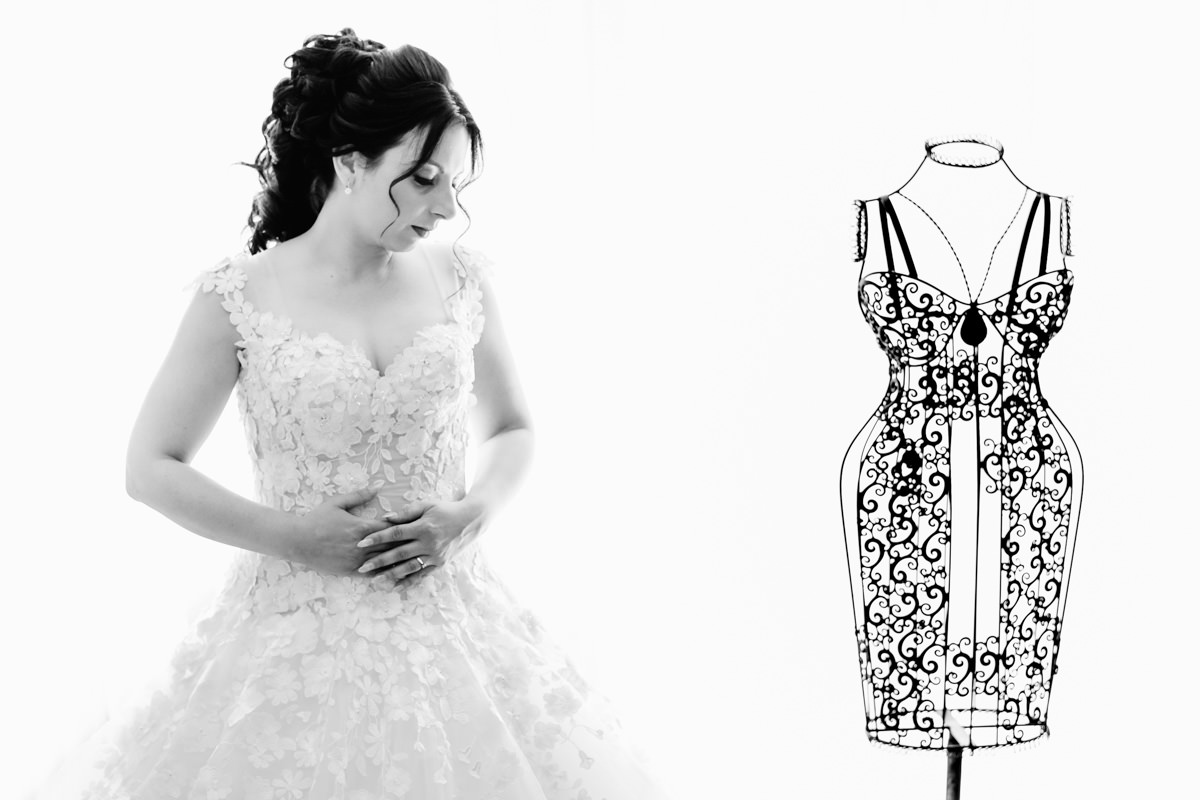 Hochzeit Fotograf Pforzheim Vorbereitung Braut