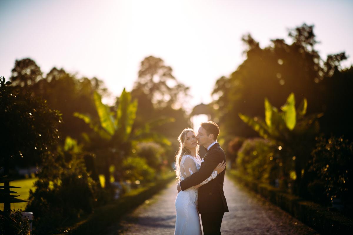 Hochzeitsbilder Schlosspark Schwetzingen