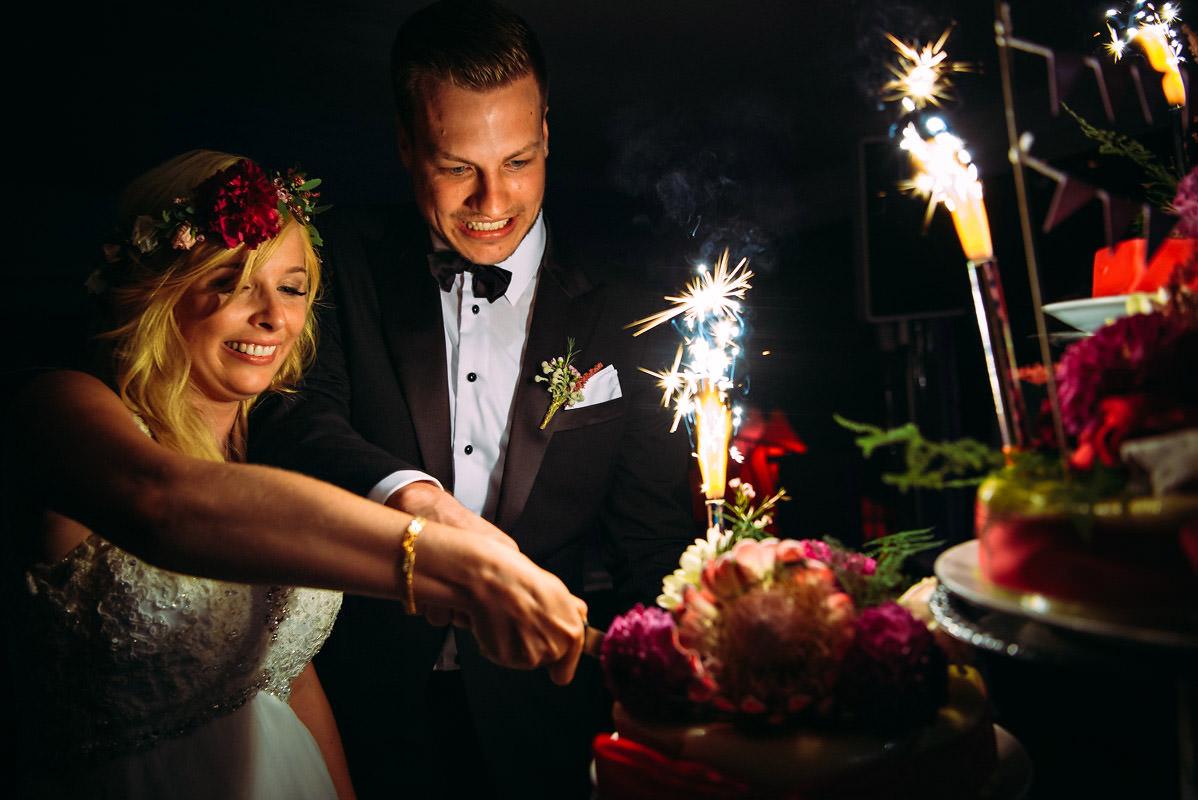 Hochzeitsfeier Hoher Darsberg