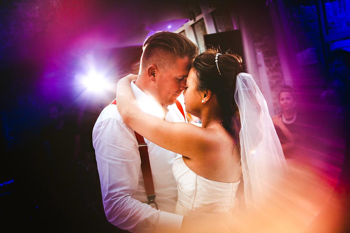 Eröffnungstanz Hochzeit im Schloss Vollrads