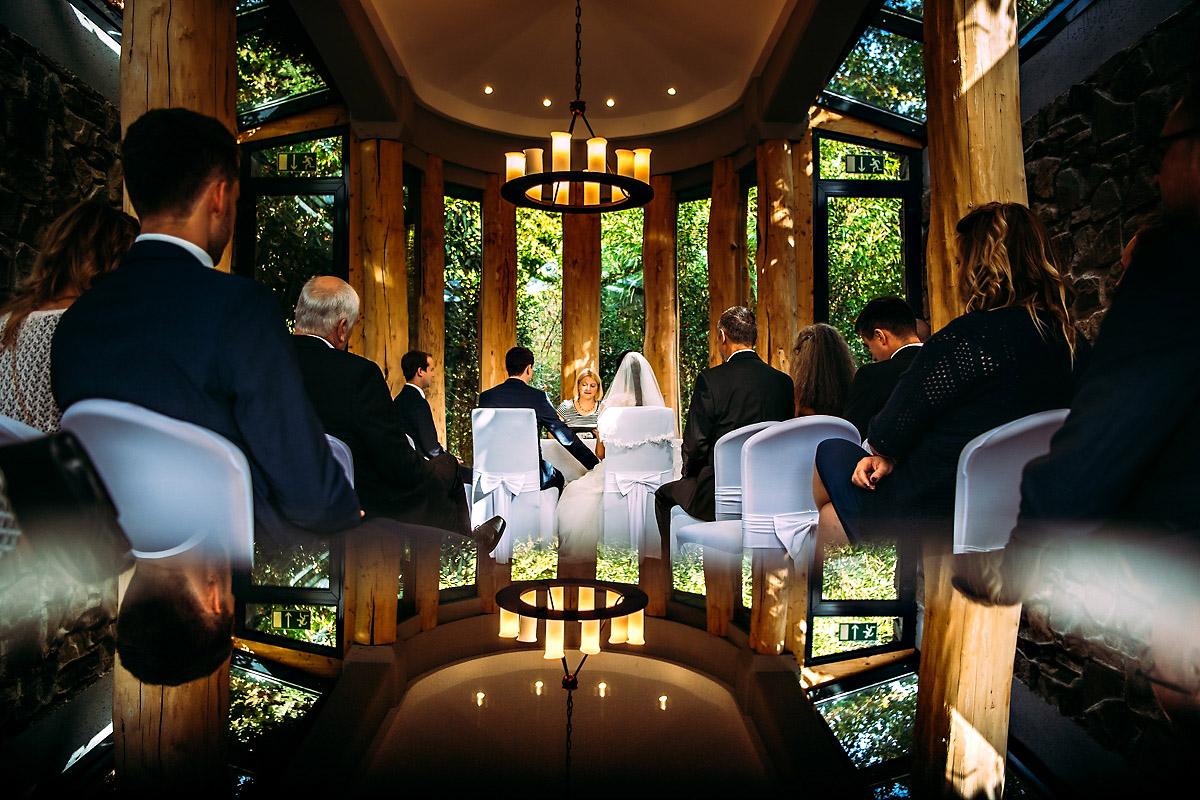 Hochzeit Landhotel Voshövel Trauung im Confideum