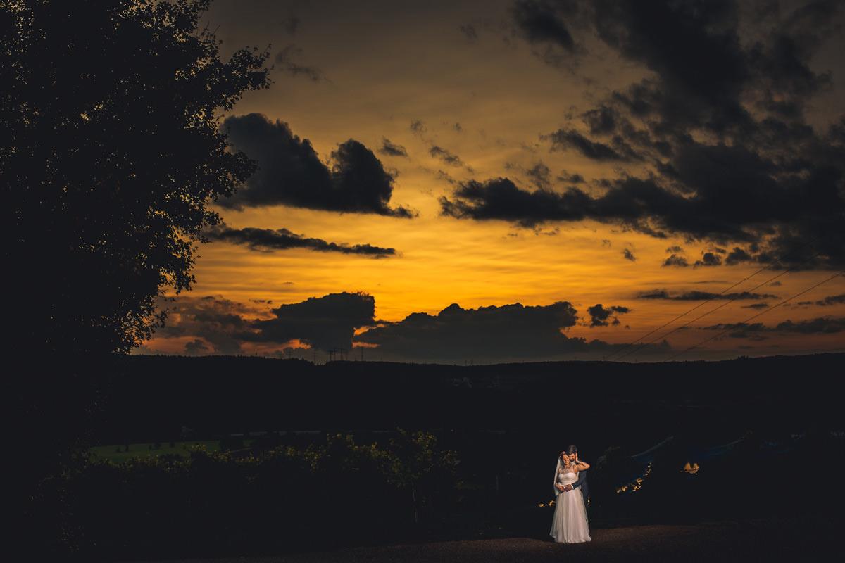Hochzeitsfotograf Schäfers Landrestaurant Gundelsheim