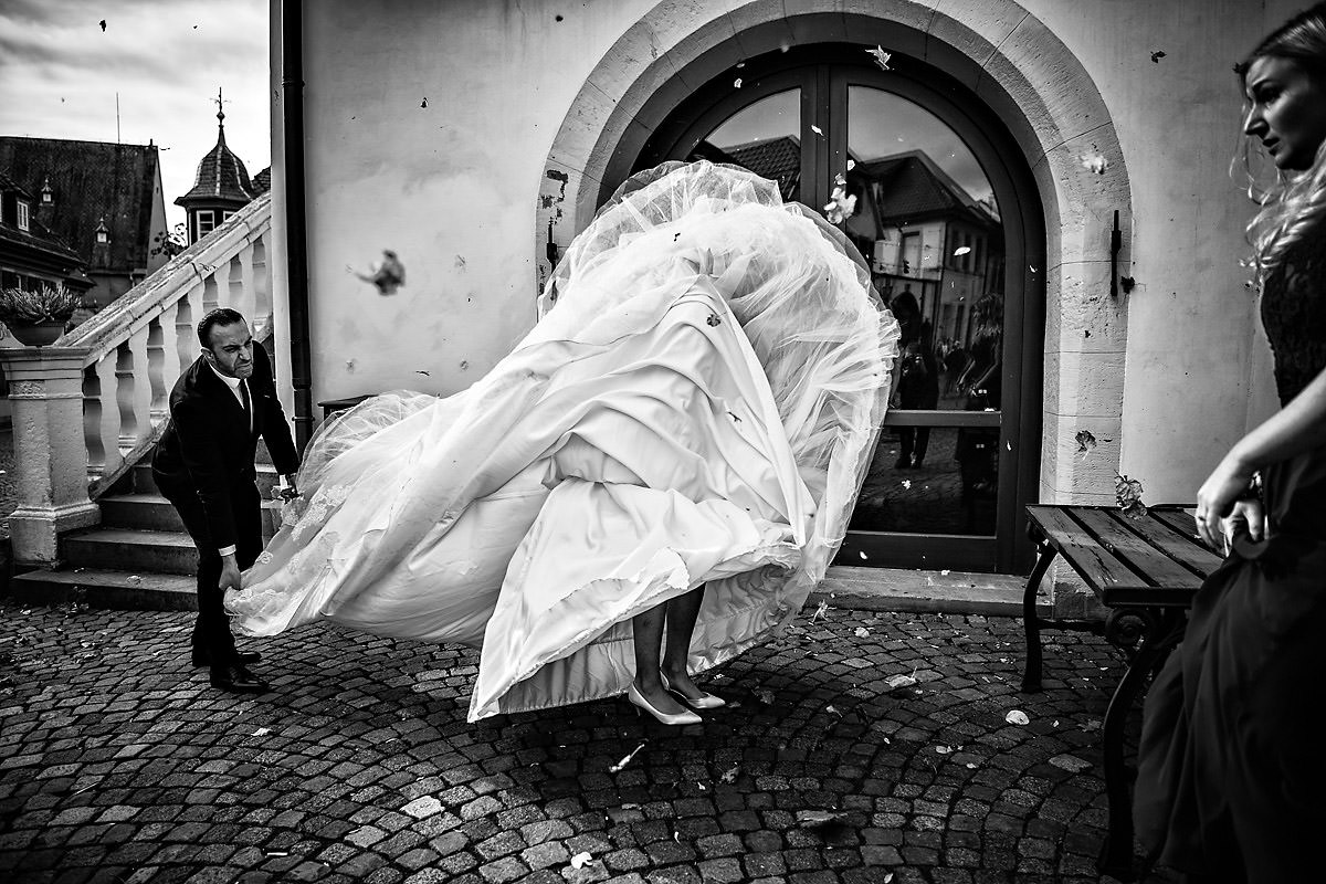 Hochzeit altes Rathaus Deidesheim