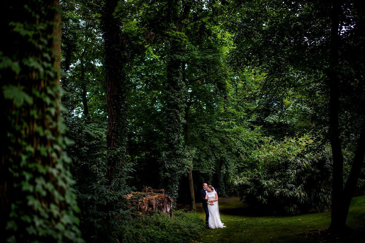 heiraten Burg Schwarzenstein im Garten