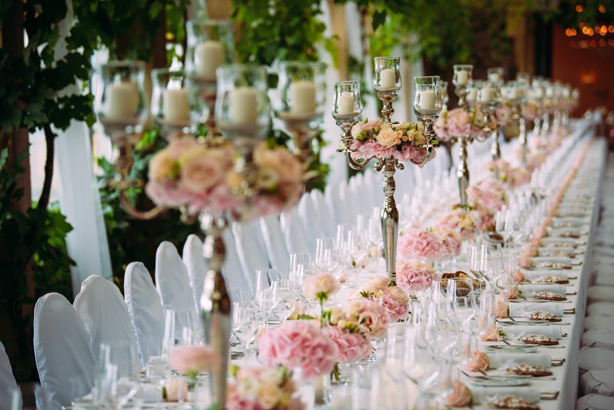 Hochzeit auf der Burgterasse Burg Schwarzenstein