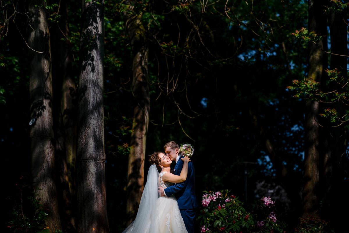 Hochzeitsfotos Schlosspark Hanau