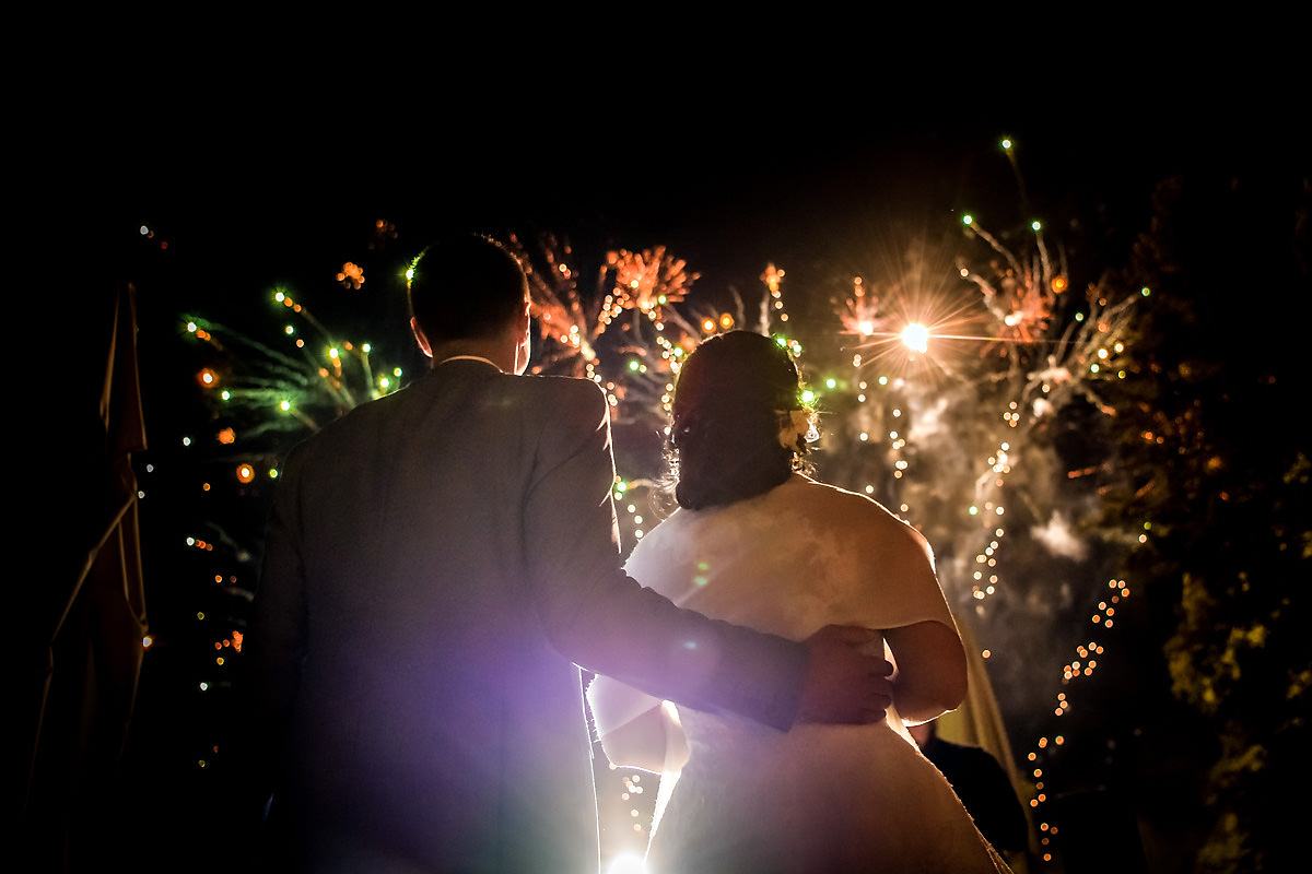 Feuerwerk Hochzeit Falkenstein Grand Kempinski Königstein