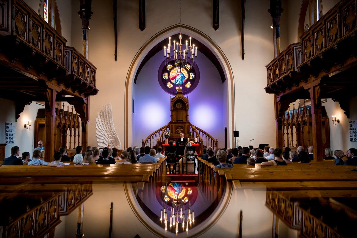 Hochzeit evangelische Kirche Wachenheim