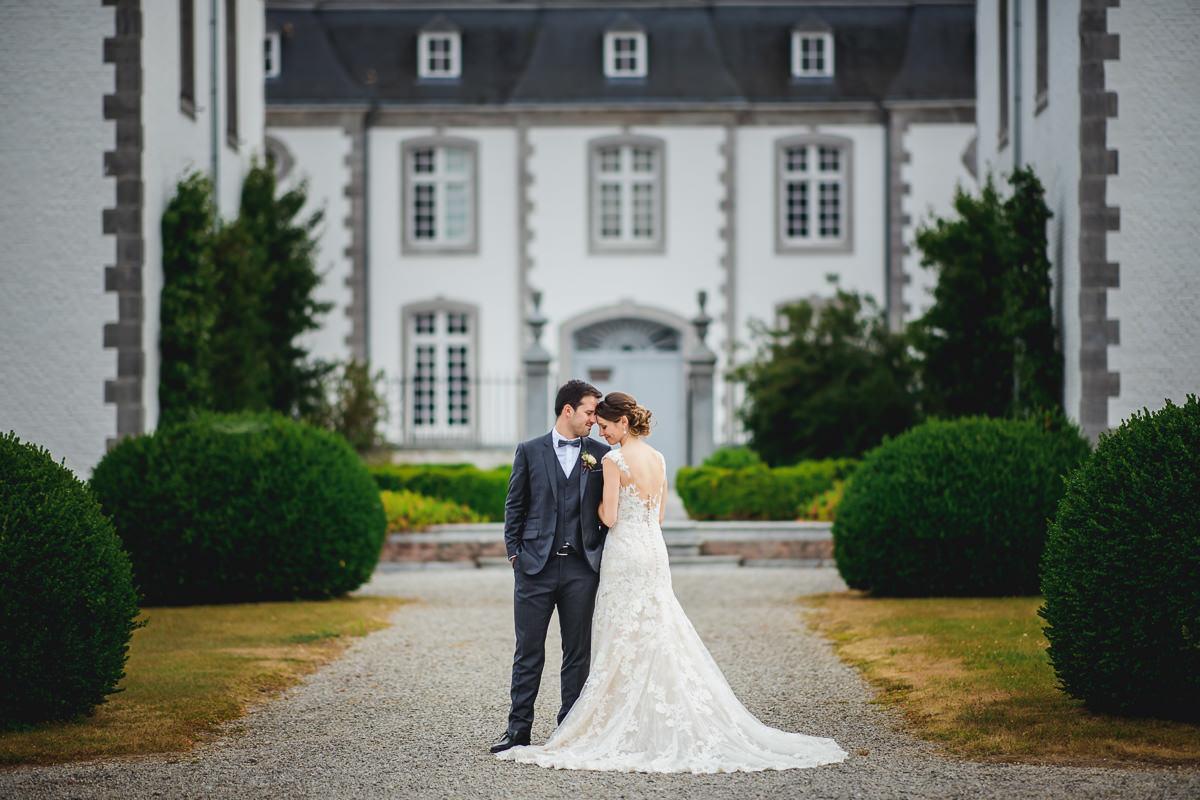 wedding castle deulin