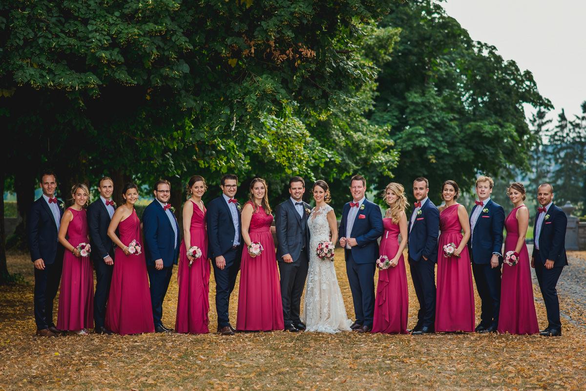 wedding chateau de deulin