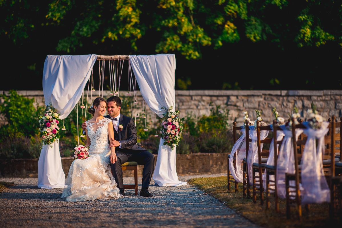 Hochzeitsfotograf Chateau de Deulin