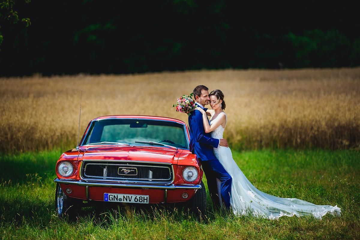 Hochzeitsfotograf Gelnhausen Brautpaarportraits